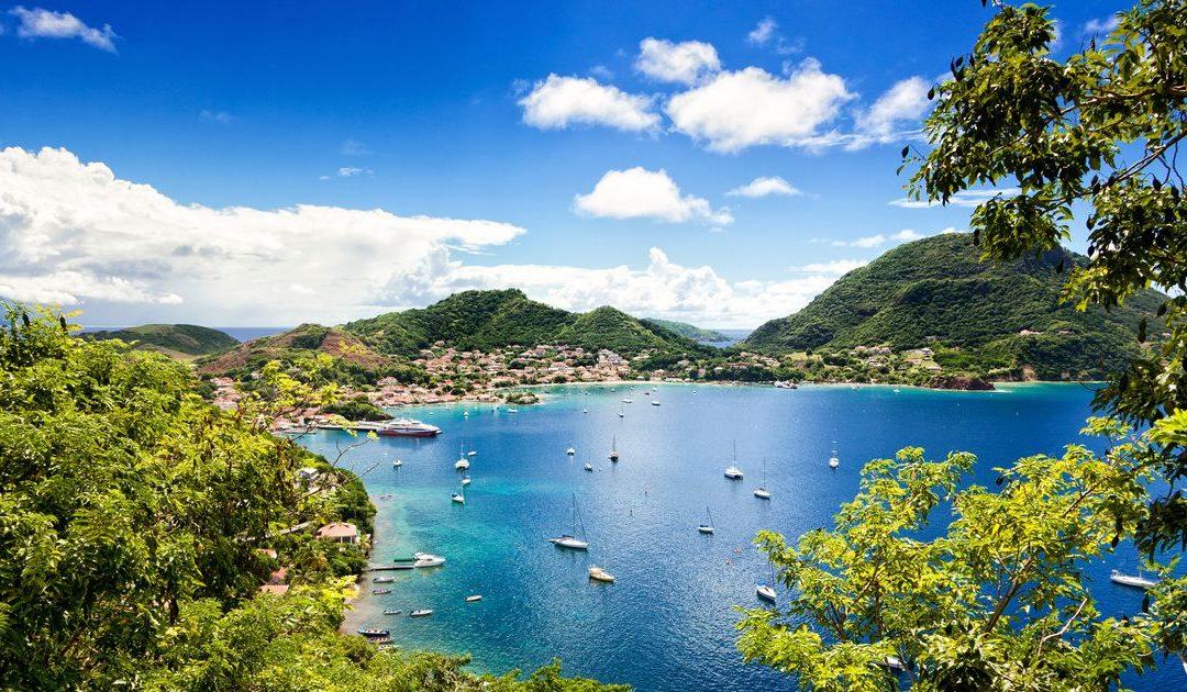 Location de voiture pas cher en Guadeloupe, quelle meilleure période ?