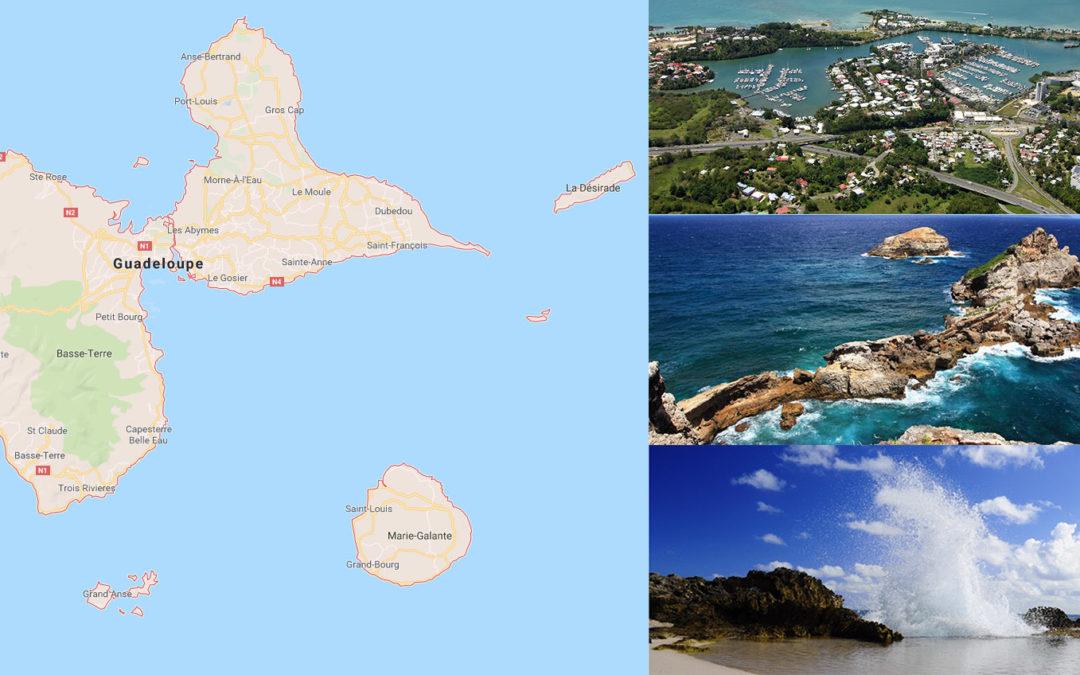Road Trip en Guadeloupe, quels itinéraires pour votre autotour ?