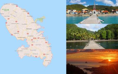 Road Trip en Martinique, quels itinéraires pour votre autotour ?