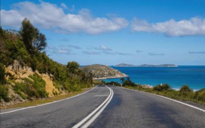 Location d'une voiture premium Mercedes en Guadeloupe
