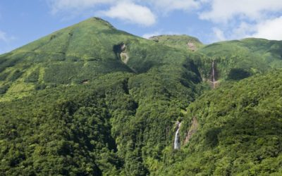 Les baignades en eau douce en Guadeloupe pendant votre séjour