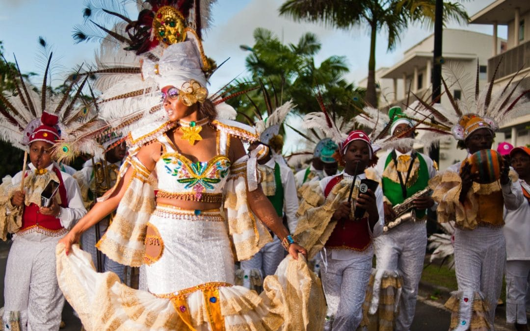Les festivals et animations culturelles saisonnières en Guadeloupe