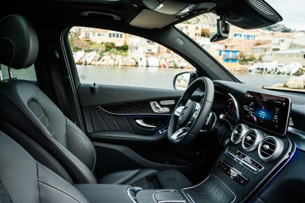 Intérieur Mercedes GLE