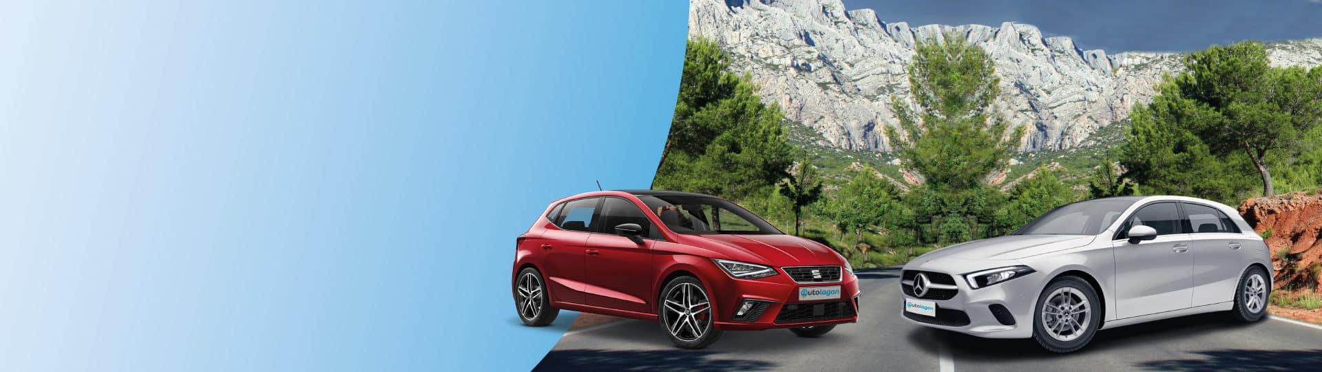 Réservez votre voiture de location au meilleur prix à Aix en Provence
