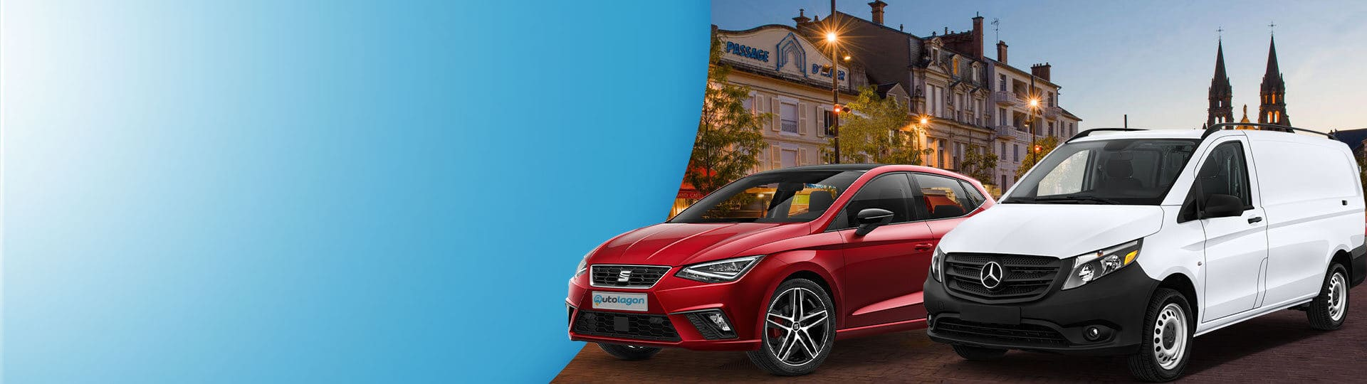Book your car at the best price in Moulins - Avermes